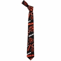 Chicago Bears NFL Ugly Tie Repeat Logo by Forever Collectibles