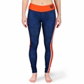 Chicago Bears (Team Stripe) NFL Leggings