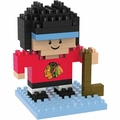 Chicago Blackhawks NHL 3D Player BRXLZ Puzzle By Forever Collectibles