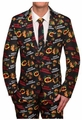 Chicago Blackhawks NHL Repeat Logo Ugly Business Suit by Forever Collectibles