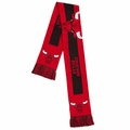 Chicago Bulls 2016 NBA Big Logo Scarf By Forever Collectibles