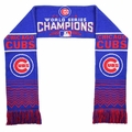 Chicago Cubs 2016 World Series Champions Acrylic Scarf