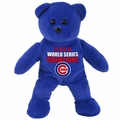 Chicago Cubs 2016 World Series Champions Blue Bear