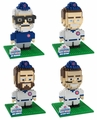 Chicago Cubs 2016 World Series Champions BRXLZ Set (4)