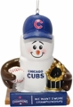 Chicago Cubs 2016 World Series Champions Smores Christmas Tree Ornament