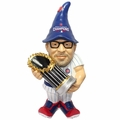 Chicago Cubs 2016 World Series Champions Gnomes Complete Set (4)