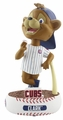 Chicago Cubs Mascot 2018 MLB Baller Series Bobblehead by Forever Collectibles