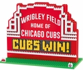 Chicago Cubs MLB 2016 World Series Champions 3D Sign BRXLZ Puzzle