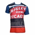 Chicago Cubs MLB Short Sleeve Thematic Tee by Klew