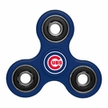 Chicago Cubs MLB Team Three Way Spinner