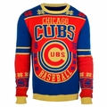 Chicago Cubs Retro Cotton Sweater by Klew
