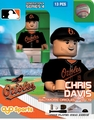 Chris Davis (Baltimore Orioles) MLB OYO Sportstoys Minifigures G4LE