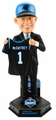 Christian McCaffrey (Carolina Panthers) 2017 NFL Draft Day Bobblehead by FOCO
