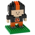 Cincinnati Bengals NFL 3D Player BRXLZ Puzzle By Forever Collectibles
