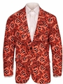 Cincinnati Bengals NFL Ugly Business Sport Coat Repeat Logo by Forever Collectibles