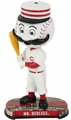 Mr. Red (Cincinnati Reds) Mascot 2017 MLB Headline Bobble Head by Forever Collectibles