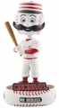 Cincinnati Reds Mascot 2018 MLB Baller Series Bobblehead by Forever Collectibles
