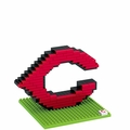 Cincinnati Reds MLB 3D Logo BRXLZ Puzzles By Forever Collectibles