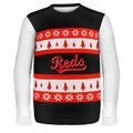 Cincinnati Reds MLB Ugly Sweater Wordmark