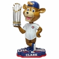 Clark (Chicago Cubs - Mascot) 2016 World Series Champions Bobble Head by Forever Collectibles