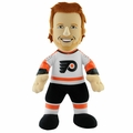 "Claude Giroux (Philadelphia Flyers) 10"" NHL Player Plush Bleacher Creatures"