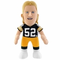"Clay Matthews (Green Bay Packers) 10"" Player Plush Bleacher Creatures"