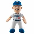 "Clayton Kershaw (Los Angeles Dodgers) 10"" MLB Player Plush Bleacher Creatures"