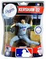 "Clayton Kershaw (Los Angeles Dodgers) 2017 MLB 6"" Figure Imports Dragon"