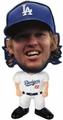 "Clayton Kershaw (Los Angeles Dodgers) MLB 5"" Flathlete Figurine"