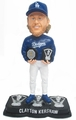Clayton Kershaw (Los Angeles Dodgers) MVP/Cy Young Award Winner Trophy Bobblehead 3X Cy Young Base Exclusive #/500