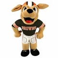 "Cleveland Browns NFL 8"" Plush Team Mascot"