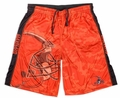 Cleveland Browns NFL Big Logo Polyester Short