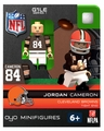 Cleveland Browns OYO Minifigures