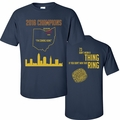 Cleveland Cavaliers 2016 Champions Tee Shirt