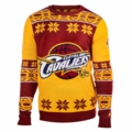 Cleveland Cavaliers Big Logo NBA Ugly Sweater