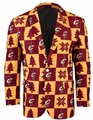 Cleveland Cavaliers NBA Ugly Business Sport Coat Repeat Logo by Forever Collectibles