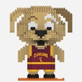 Cleveland Cavaliers NBA 3D Mascot BRXLZ Puzzle By Forever Collectibles