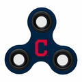 Cleveland Indians MLB Team Three Way Spinner