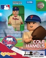 Cole Hamels (Philadelphia Phillies) MLB OYO Sportstoys Minifigures G4LE