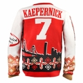 Colin Kaepernick (San Francisco 49ers) NFL Ugly Player Sweater