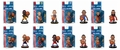 Collectormates MINDstyle NBA Minis Series 1 Complete Set (8)