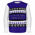 Colorado Rockies MLB Ugly Sweater Wordmark