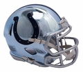 Indianapolis Colts NFL Chrome Speed Mini Helmet by Riddell