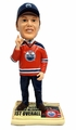 Connor McDavid (Edmonton Oilers) 2015 NHL Draft Day Newspaper Base Bobble Head Exclusive #/500