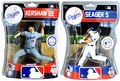 "Corey Seager/Clayton Kershaw (Los Angeles Dodgers) MLB 2017 6"" Figure Imports Dragon Set (2)"