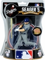 "Corey Seager (Los Angeles Dodgers) Limited Edition CLARKtoys Exclusive 2017 MLB 6"" Figure Imports Dragon ONLY 1000"