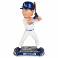 Corey Seager (Los Angeles Dodgers) 2017 MLB Headline Bobble Head by Forever Collectibles