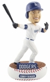 Corey Seager (Los Angeles Dodgers) 2018 MLB Baller Series Bobblehead by Forever Collectibles