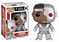 Cyborg DC Comics Super Heroes Funko Pop!