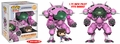 D.Va with Meka (Overwatch) Funko Pop! Series 2
